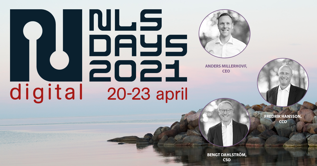 CTC will attend NLSDays digital 2021